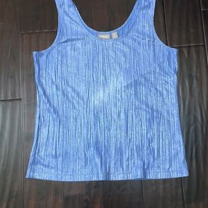 Chico's Shimmery Tank Top